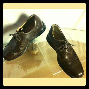 Johnston & Murphy Oxfords Men's Leather Size 9.5